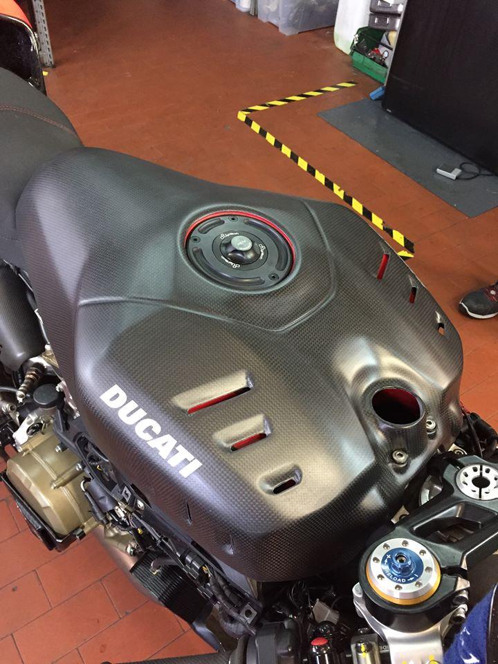 Ducati Panigale V4 Carbon Fiber Parts Thread Ducati Panigale V4 Forum